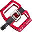Crankbrothers Mallet DH Pedalen rood
